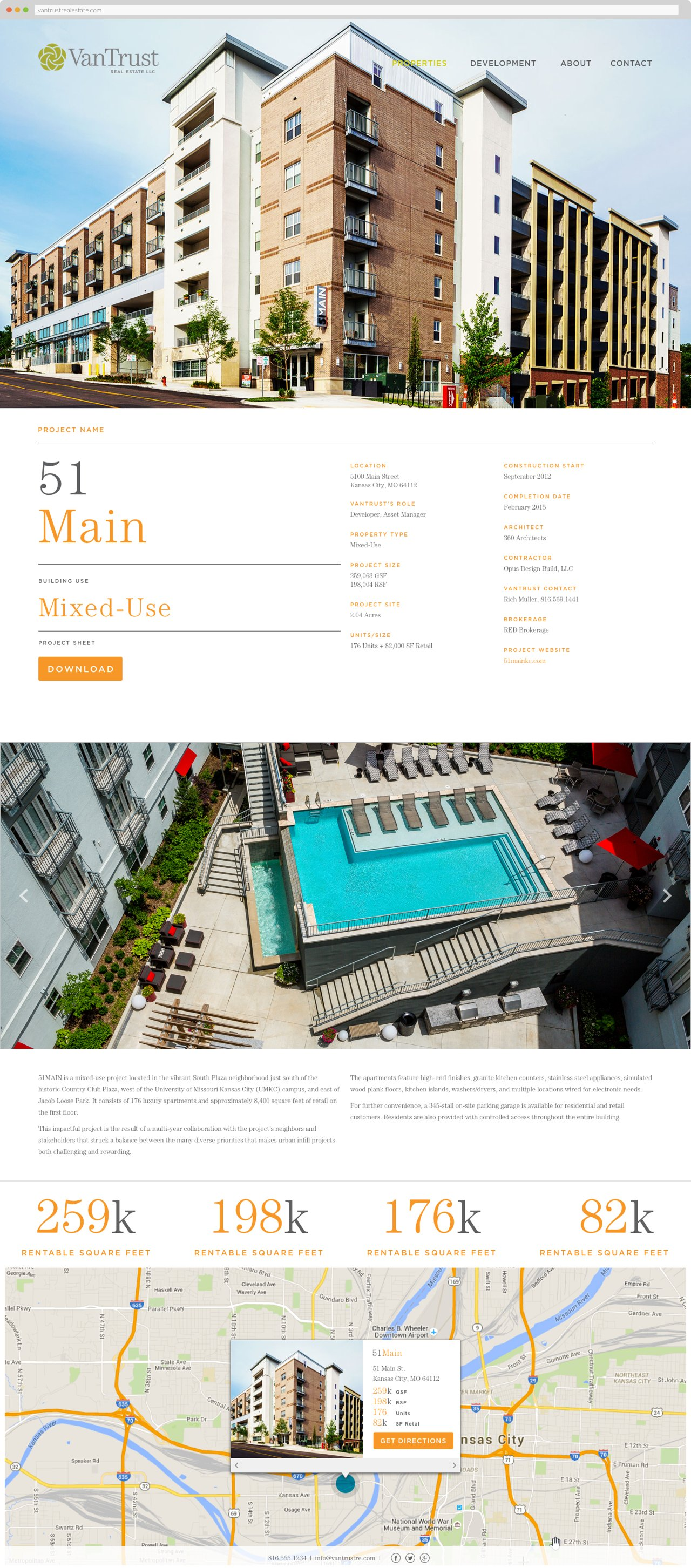 VanTrust Real Estate - Property Profile