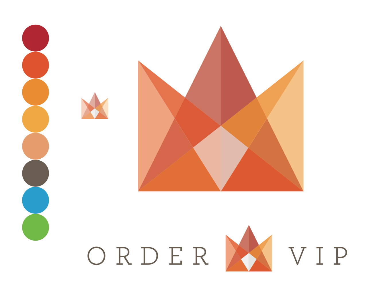 OrderVIP, Branding & Colors