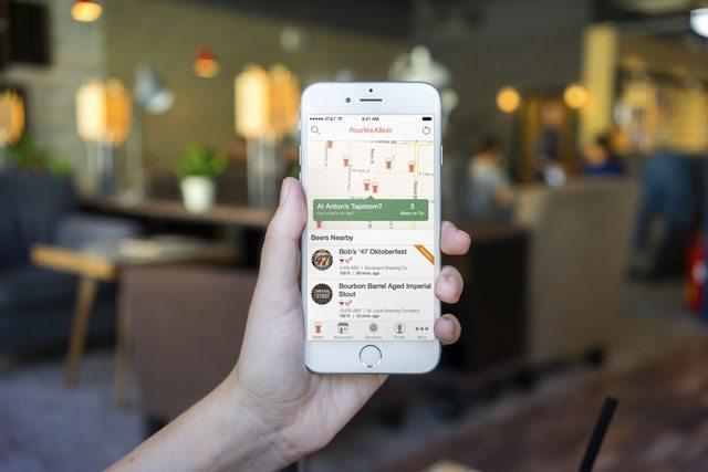 PourMeABeer iOS App