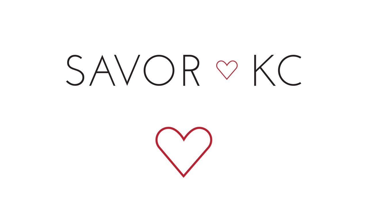 Savor KC Branding