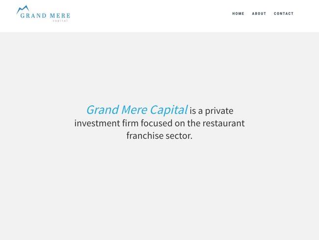 Grand Mere Capital